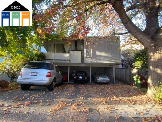 395 Orange St, Oakland, CA 94610 (#MR40932884) :: The Kulda Real Estate Group