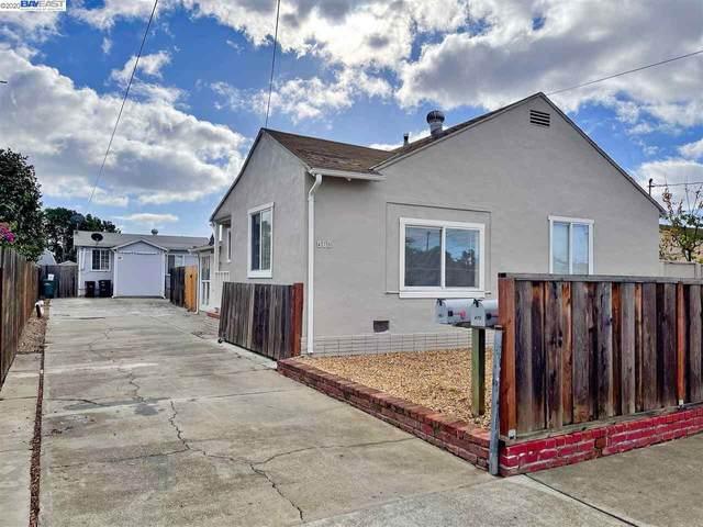 475 Sycamore Ave, Hayward, CA 94544 (#BE40932896) :: Alex Brant