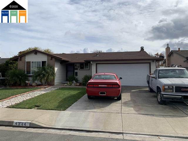 4544 Deborah Ct, Union City, CA 94587 (#MR40932900) :: The Sean Cooper Real Estate Group
