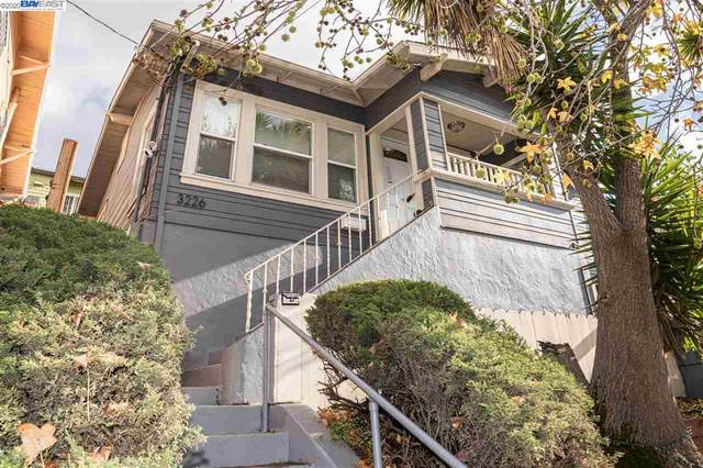 3226 Champion St, Oakland, CA 94602 (#BE40932928) :: Real Estate Experts
