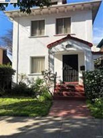 1839 9th Ave., Oakland, CA 94606 (#BE40932932) :: Real Estate Experts