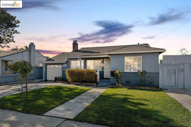 15067 Crosby St, San Leandro, CA 94579 (#EB40932936) :: The Sean Cooper Real Estate Group