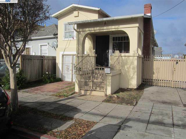 1711 62Nd Ave, Oakland, CA 94621 (#BE40932951) :: Real Estate Experts