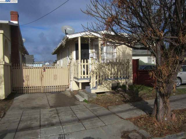1715 62Nd Ave, Oakland, CA 94621 (#BE40932954) :: Real Estate Experts