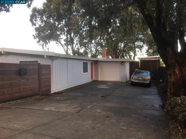 4050 Hillcrest Road, El Sobrante, CA 94803 (#CC40932378) :: Schneider Estates