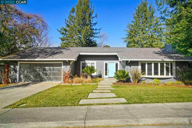 618 Park Hill Rd, Danville, CA 94526 (#CC40932025) :: The Kulda Real Estate Group