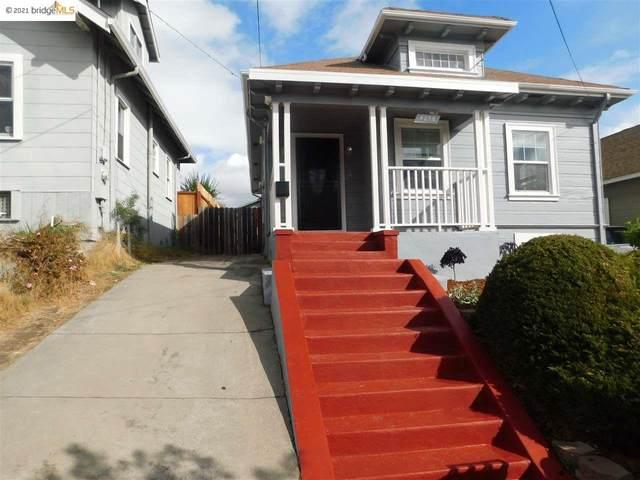 4206 Aqua Vista St, Oakland, CA 94601 (#EB40933010) :: The Kulda Real Estate Group