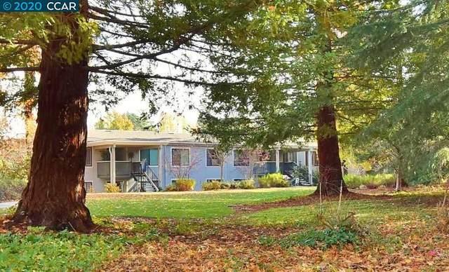 1549 Oakmont Dr 5, Walnut Creek, CA 94595 (#CC40932455) :: Alex Brant