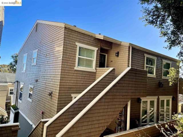 100 Eddy St 204, Richmond, CA 94801 (#EB40933081) :: Intero Real Estate