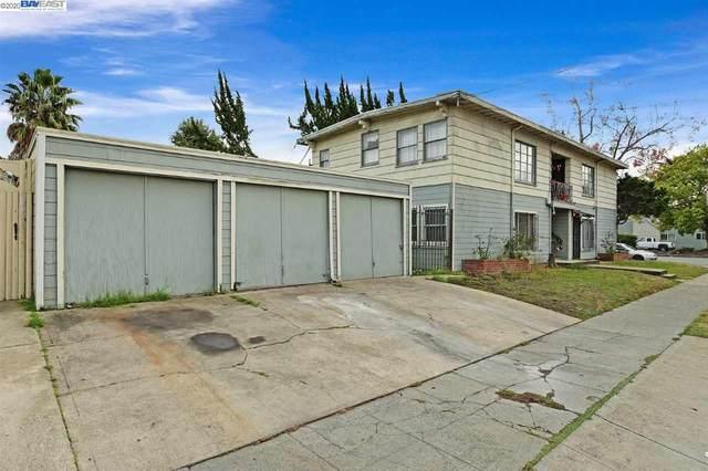 2506 Parker Ave, Oakland, CA 94605 (#BE40932407) :: Schneider Estates