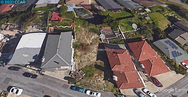 16860 Robey Dr, Castro Valley, CA 94578 (#CC40933156) :: The Sean Cooper Real Estate Group