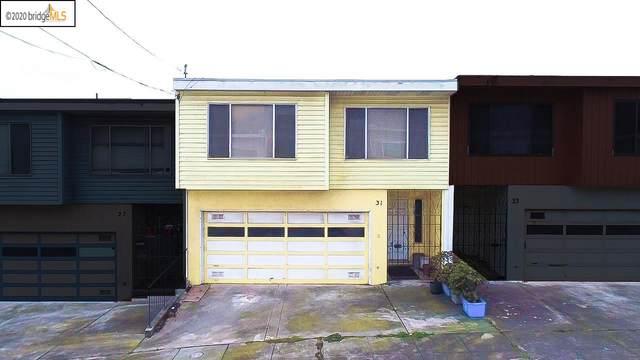 31 Lobos St, San Francisco, CA 94112 (MLS #EB40933161) :: Compass