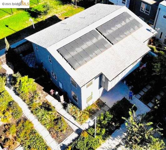 964 84Th Ave, Oakland, CA 94621 (#EB40933186) :: The Gilmartin Group