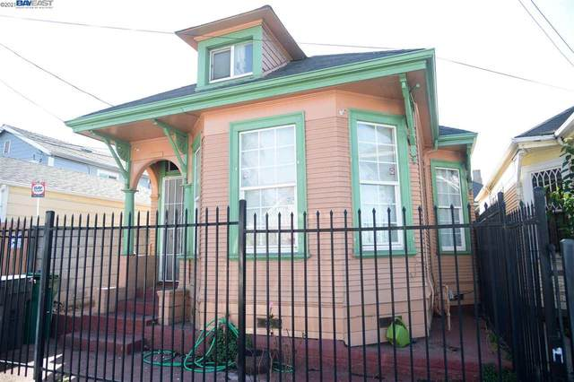 2347 E 17th, Oakland, CA 94601 (#BE40933203) :: Real Estate Experts