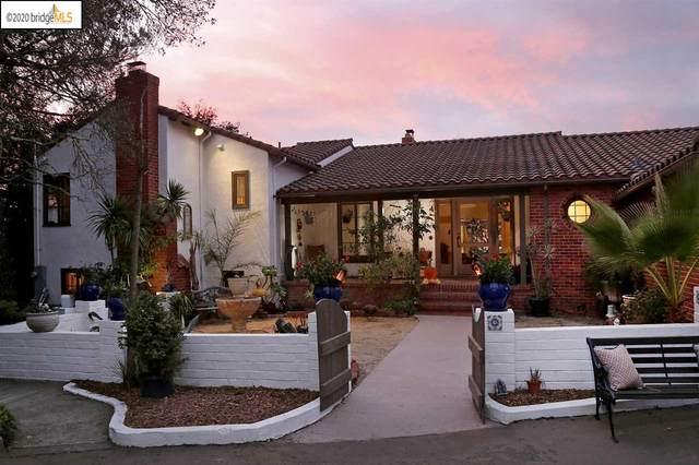 4429 Oak Hill Rd, Oakland, CA 94605 (#EB40932327) :: The Sean Cooper Real Estate Group