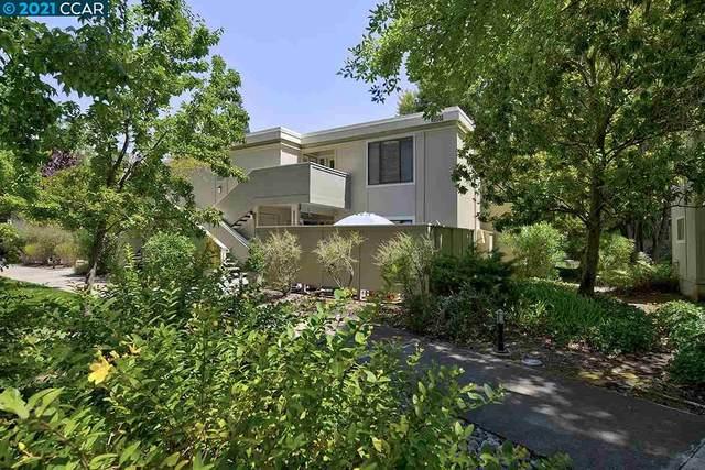 2581 Pine Knoll Dr 3, Walnut Creek, CA 94595 (#CC40933339) :: Alex Brant