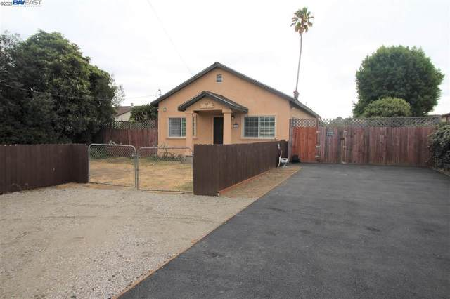 303 Medford Ave, Hayward, CA 94541 (#BE40933372) :: The Gilmartin Group