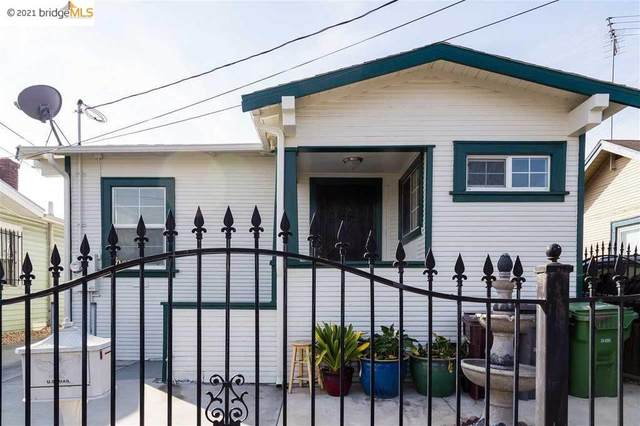 7105 Orral St, Oakland, CA 94621 (#EB40933394) :: Intero Real Estate