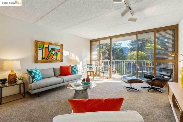 1 Kelton Ct 2K, Oakland, CA 94611 (#EB40933418) :: Schneider Estates
