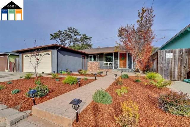4697 Upland Dr, Richmond, CA 94803 (#MR40933520) :: Intero Real Estate