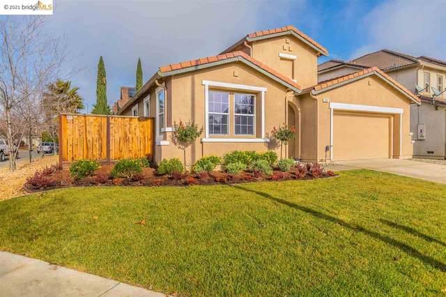 214 Malicoat Avenue, Oakley, CA 94561 (#EB40933566) :: The Sean Cooper Real Estate Group