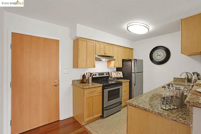 77 Fairmount Ave 314, Oakland, CA 94611 (#EB40933576) :: The Kulda Real Estate Group
