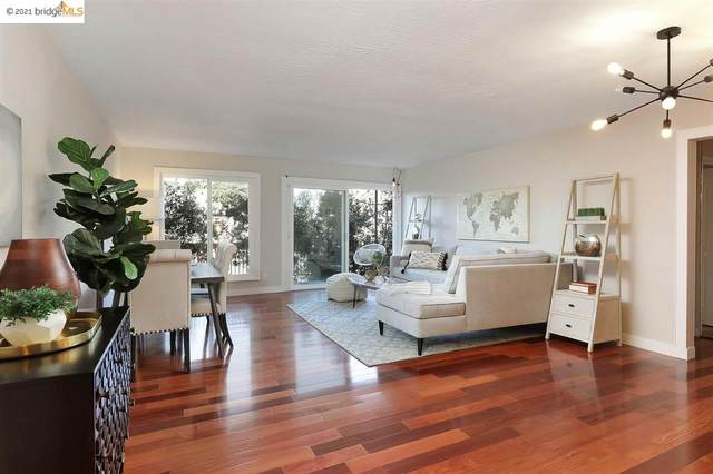 199 Montecito 107, Oakland, CA 94610 (#EB40933170) :: The Kulda Real Estate Group