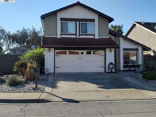 467 Cape Cod Dr, San Leandro, CA 94578 (#BE40933597) :: The Sean Cooper Real Estate Group