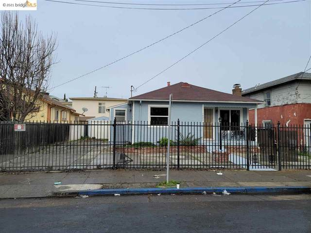 1423 102Nd Ave, Oakland, CA 94603 (#EB40933620) :: Real Estate Experts