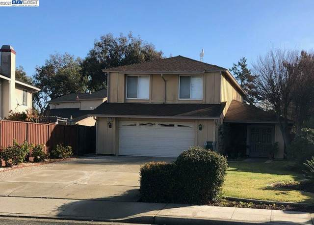 14946 Fjord St, San Leandro, CA 94578 (#BE40933621) :: The Kulda Real Estate Group