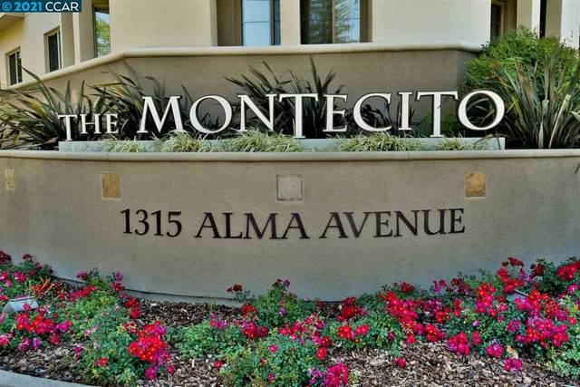 1315 Alma Ave 311, Walnut Creek, CA 94596 (#CC40933628) :: The Gilmartin Group