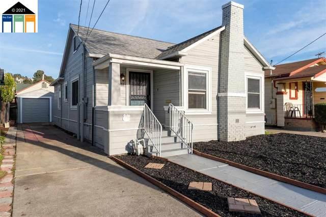 8038 Hillside Street, Oakland, CA 94605 (#MR40933648) :: The Gilmartin Group
