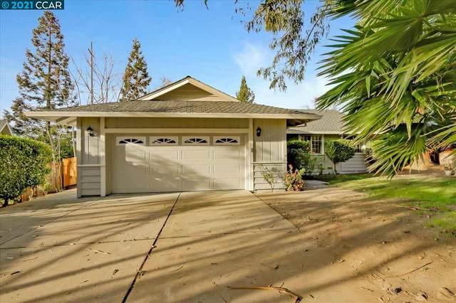 3070 San Miguel Ct, Concord, CA 94518 (#CC40933667) :: The Sean Cooper Real Estate Group