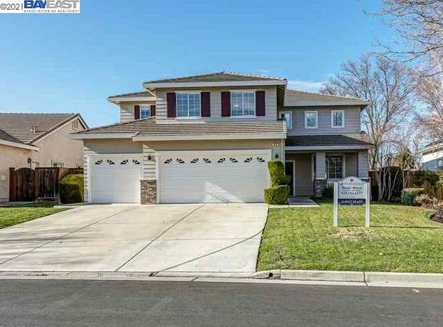 619 Red Rome Ln., Brentwood, CA 94513 (#BE40933695) :: The Gilmartin Group