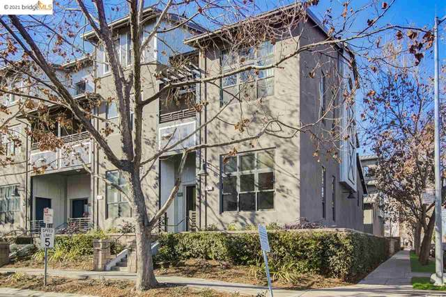 349 Channel Way 133, Oakland, CA 94601 (#EB40933759) :: RE/MAX Gold