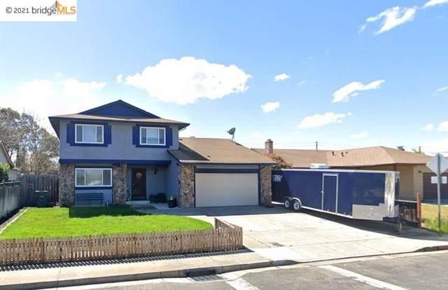 913 Chianti Way, Oakley, CA 94561 (#EB40933837) :: The Sean Cooper Real Estate Group