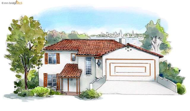 2041 Bywood Dr, Oakland, CA 94602 (#EB40933379) :: The Gilmartin Group