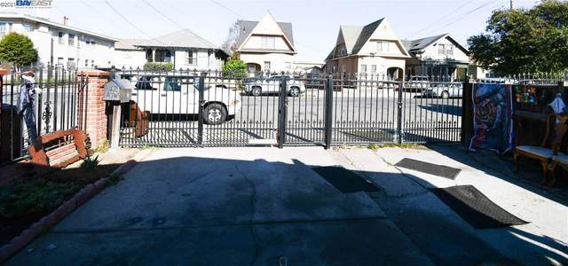 318 Bissell Ave, Richmond, CA 94801 (#BE40933850) :: Live Play Silicon Valley