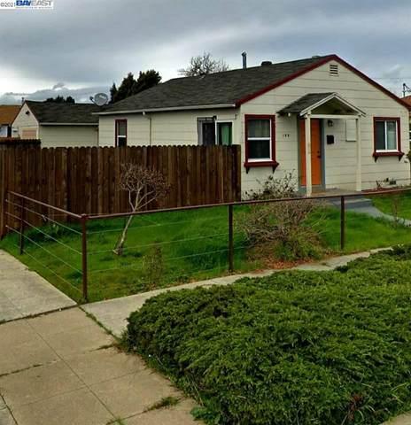 129 S 41st Street, Richmond, CA 94804 (#BE40933877) :: Alex Brant