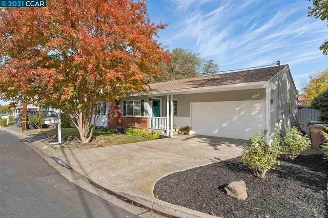 997 Ruth Dr., Pleasant Hill, CA 94523 (#CC40933894) :: Intero Real Estate