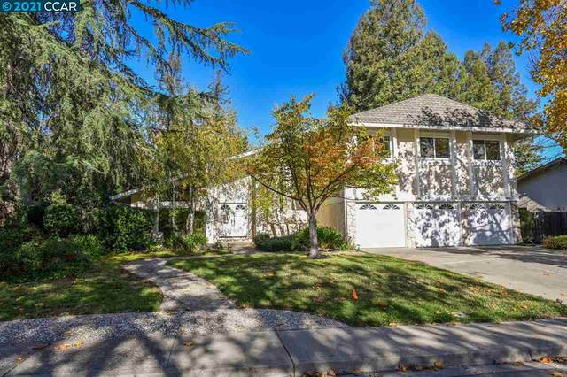 601 Indian Home Rd, Danville, CA 94526 (#CC40933908) :: Schneider Estates