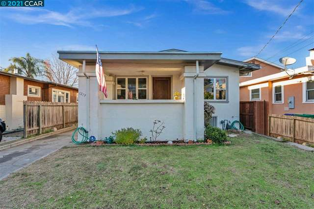 1219 Versailles Ave, Alameda, CA 94501 (#CC40933922) :: The Sean Cooper Real Estate Group