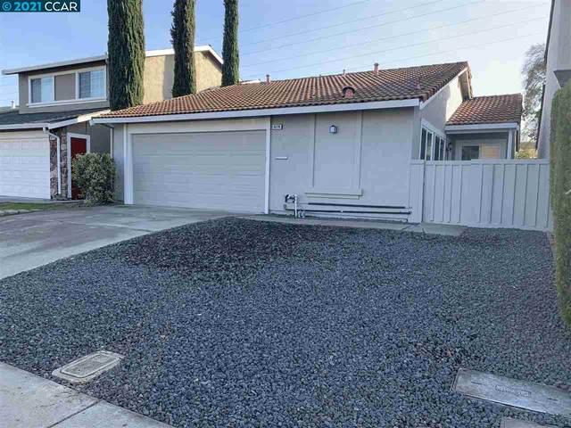 3279 Madrone St, Antioch, CA 94509 (#CC40933927) :: Intero Real Estate
