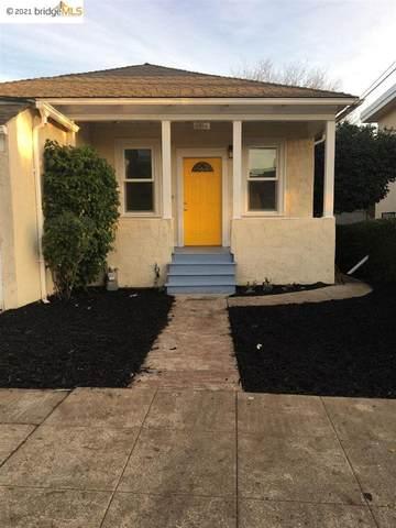2816 Viola Street, Oakland, CA 94619 (#EB40933472) :: Intero Real Estate