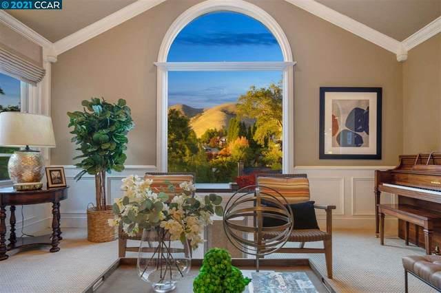 28 Merrill Cir S, Moraga, CA 94556 (#CC40933953) :: Intero Real Estate