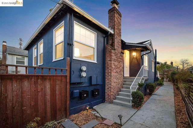 405 Alcatraz Ave, Oakland, CA 94609 (#EB40933971) :: Schneider Estates