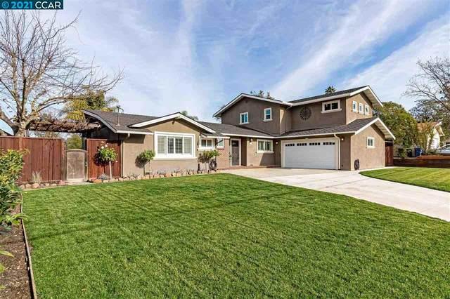 37 Ramona Road, Danville, CA 94526 (#CC40933977) :: The Gilmartin Group