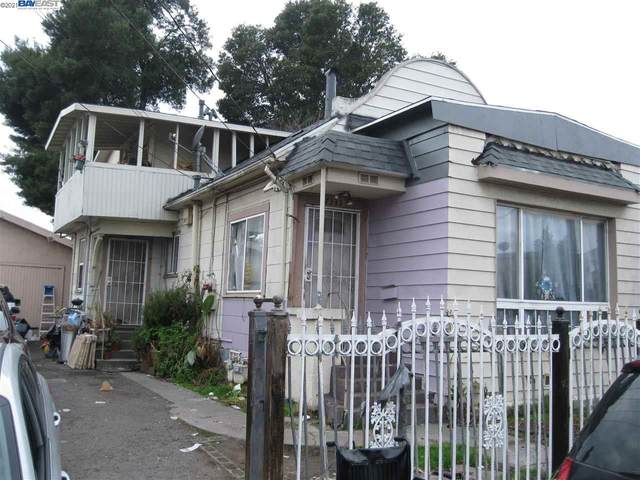 7333 Lockwood St, Oakland, CA 94621 (#BE40933979) :: Intero Real Estate