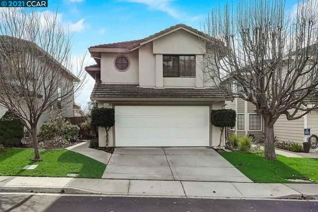 2242 Foxhill Dr, Martinez, CA 94553 (#CC40933834) :: Intero Real Estate