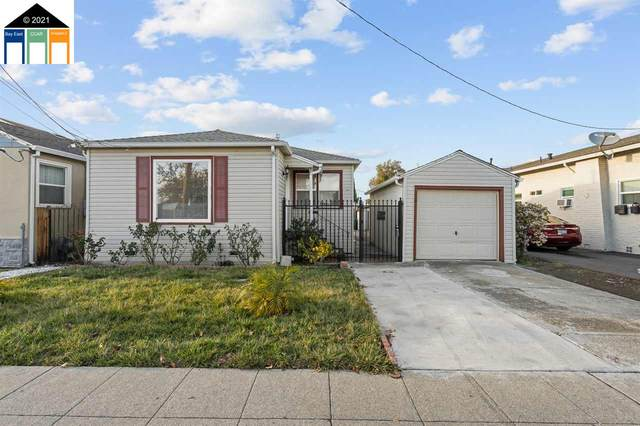 1515 159th, San Leandro, CA 94578 (#MR40933991) :: The Kulda Real Estate Group